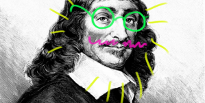 "Cartesio: ""Maria io esco!"""