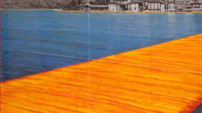 Iseolakation – The Floating Piers