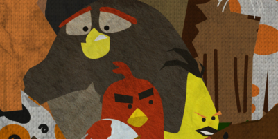 Al cinema col gatto… Angry Birds!